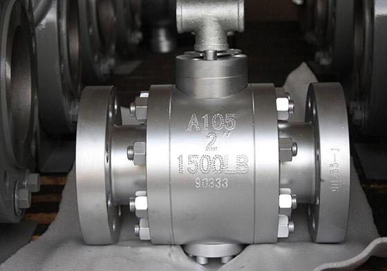 플로팅 볼 밸브 및 트러 니언 장착 볼 밸브 압력 테스트 절차