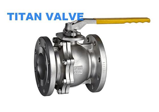 볼 밸브 구조 유형의 선택 원리